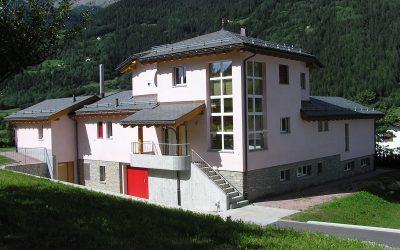 Casa unifamiliare quartiere Manerbul a Poschiavo