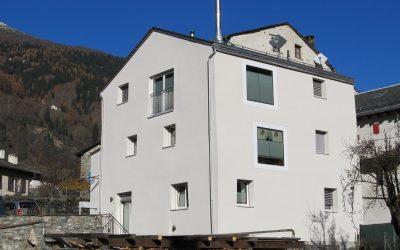 Ristrutturazione fienile a Zurcà